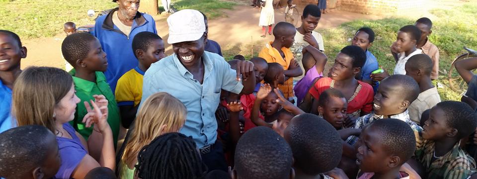 Ministry in the Ugandan Bush