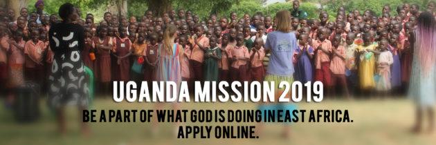 Uganda Mission 2019 – Apply Online
